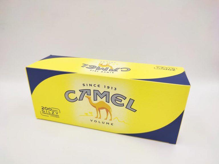 gilzy CAMEL 200 5,50zł