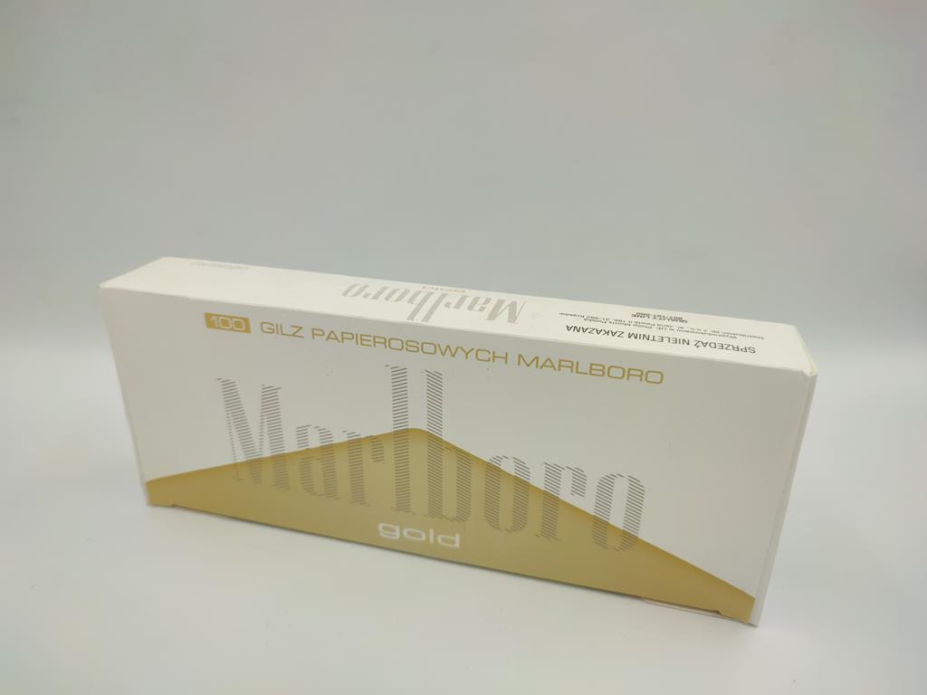 gilzy MARLBORO gold light 100 6,50zł