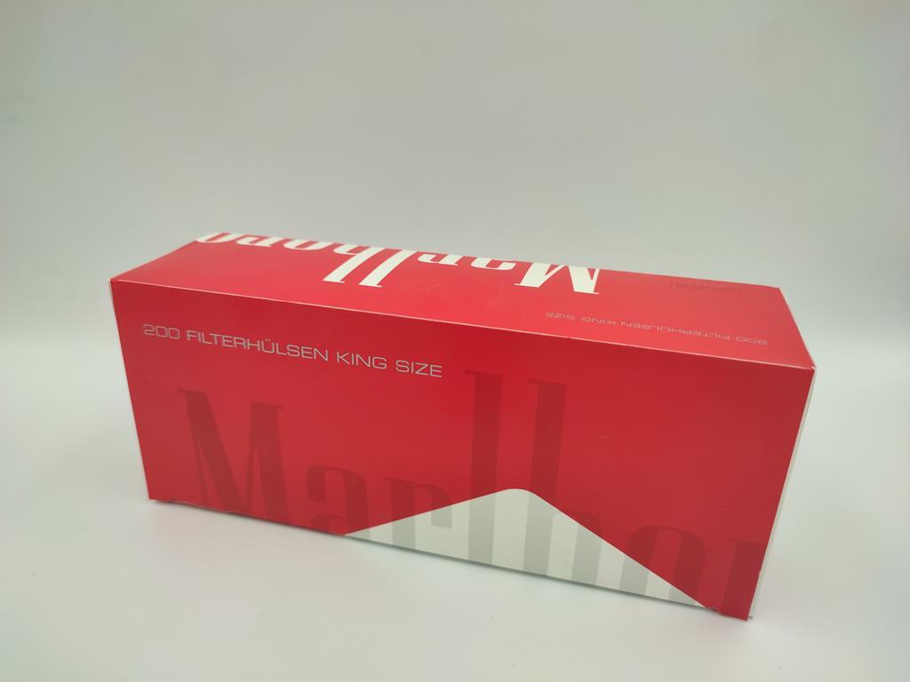 gilzy MARLBORO red czerwone 200 10,50zł