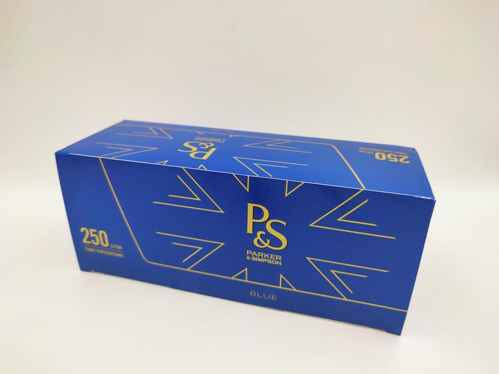 gilzy P&S blue niebieskie 250 7,5zł