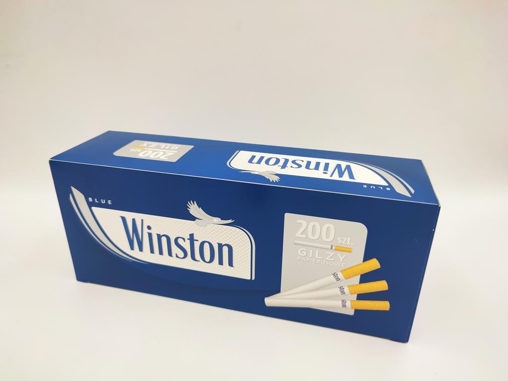 gilzy WINSTON blue niebieskie 200 5,50zł